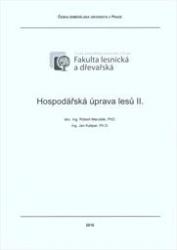 Hospodářská úprava lesů II.