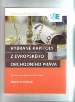 Vybrané kapitoly z evropského obchodního práva