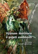 Význam motivace v pojetí osobnosti