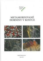 Metamorfované horniny v kostce