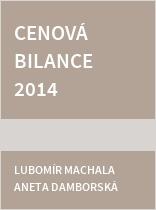 Cenová bilance 2014