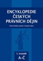Encyklopedie českých právních dějin I., svazek A-Č