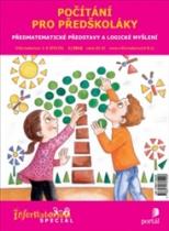 Počítání pro předškoláky - Předmatematické představy a logické myšlení