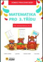 Domácí pracovní sešit - Matematika pro 3. třídu