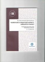 Teoretické a praktické aspekty veřejných financí XXI
