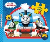 Tomáš a jeho přátelé - kniha puzzle