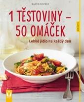 1 těstoviny - 50 omáček