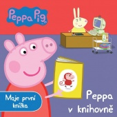 Peppa v knihovně