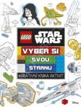 LEGO®: Star Wars - Vyber si svou stranu - Kniha kreativních aktivit