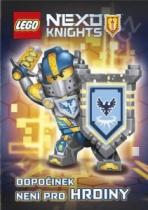 LEGO: NEXO KNIGHTS - Odpočinek není pro hrdiny