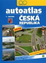 Autoatlas Česká republika 1:240000