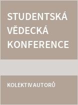 Studentská vědecká konference FAV 2016 - bakalářské studijní programy