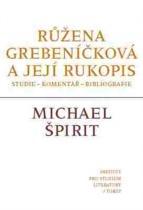 Růžena Grebeníčková a její rukopis