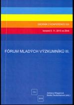 Fórum mladých výzkumníků III.