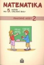 Matematika pro 5. ročník ZŠ - Pracovní sešit 2