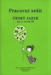 Český jazyk pro 4. ročník ZŠ: Pracovní sešit