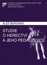 Studie o herectví a jeho pedagogice
