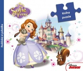 Sofie První - Kniha puzzle