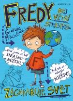 Fredy - Největší strašpytel: Zachraňuje svět
