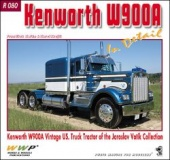 Kenworth W900A in detail