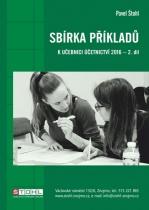 Sbírka příkladů k učebnici účetnictví 2016 - II. díl