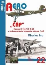 """""""ČÁP"""" Fieseler Fi 156 /C-5 /K-65 v československém vojenském letectvu - 1.díl"""