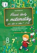 Hravé úkoly z matematiky pro děti ve věku 7-8 let