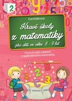 Hravé úkoly z matematiky pro děti ve věku 8-9 let