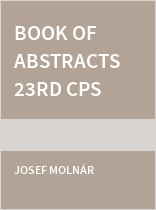 Book of Abstracts 23rd CPS Conference