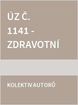 ÚZ č. 1141 Zdravotní služby