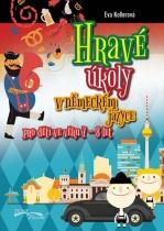 Hravé úkoly v německém jazyce pro děti ve věku 7-8 let