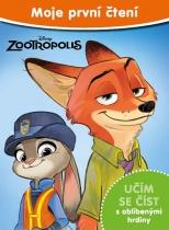 Moje první čtení - Zootropolis