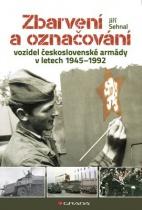 Zbarvení a označování vozidel československé armády 1945 - 1992