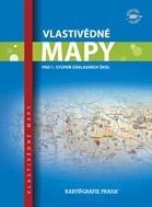 Vlastivědné mapy pro 1. stupeň základních škol