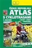 Atlas ČR s cyklotrasami