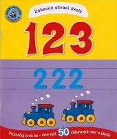 Zábavné stírací úkoly - 123