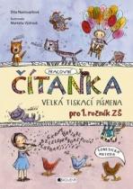 Čítanka - Velká psací písmena