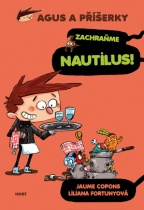 Agus a příšerky: Zachraňme Nautilus!