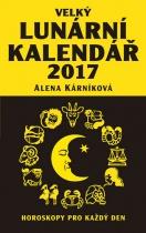 Velký lunární kalendář 2017