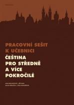 Pracovní sešit k učebnici Čeština pro středně a více pokročilé