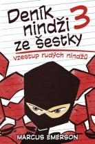 Deník nindži ze šestky 3: Vzestup rudých nindžů