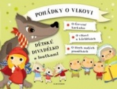 Pohádky o vlkovi - Dětské divadélko s loutkami