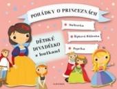 Pohádky o princeznách - Dětské divadélko s loutkami