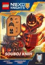 LEGO® NEXO KNIGHTS™ – Souboj knih