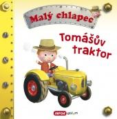Malý chlapec - Tomášův traktor