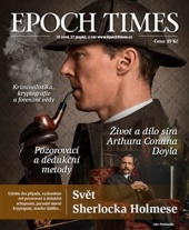 Epoch Times - Svět Sherlocka Holmese