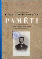 Adolf Ludvík Krejčík - Paměti