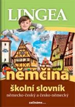 Němčina - školní slovník