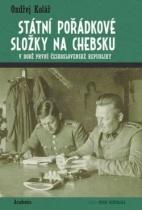 Státní pořádkové složky na Chebsku