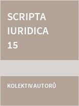 Scripta Iuridica 15